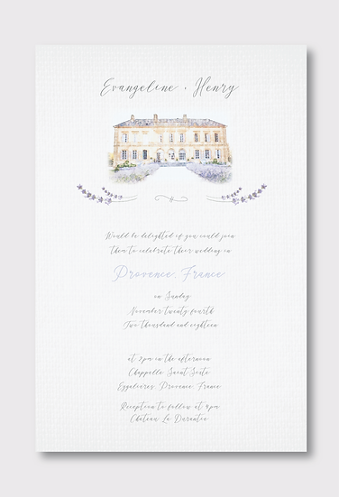 Provence Invitation Only