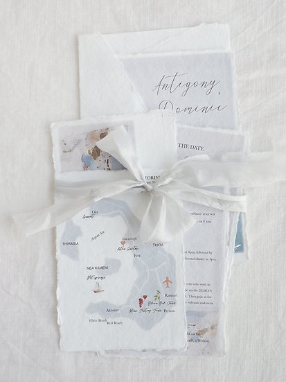 Santorini Sample Set