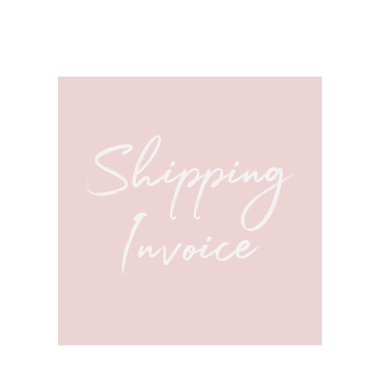Shipping Invoice