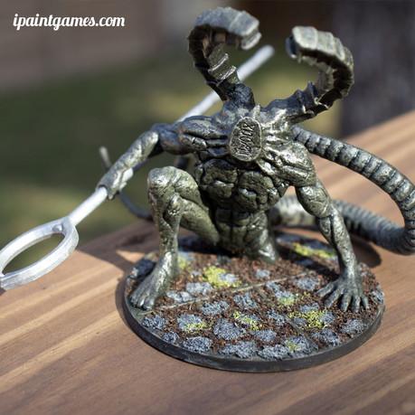 Paint-by-Number: Titanite Demon