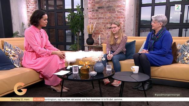 TV2: God morgen Norge