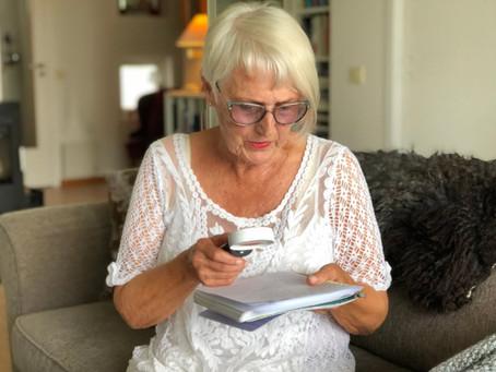 Oppland Arbeiderblad: Liv fikk utbredt øyesykdom og datteren sendte meg rett på legevakta