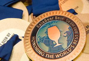 European success at RateBeer awards