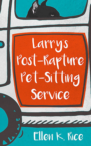Cover Draft Larry_s Post-Rapture Pet-Sit