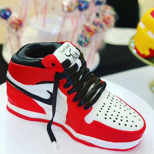 Just one more of the Air Jordan!! #sweet