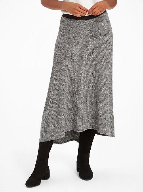 Grey Cozy Skirt
