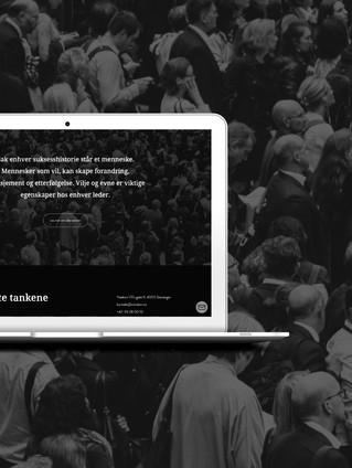 — Nettside for Mind On - Executive search / Rekruttering / Lederutvelgelse