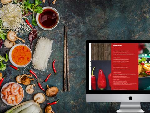Chili & Ginger - Tradisjonelle Thai smakker i Tananger sentrum
