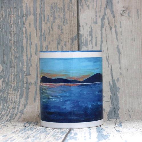 'Across the Clyde' tea and coffee mug