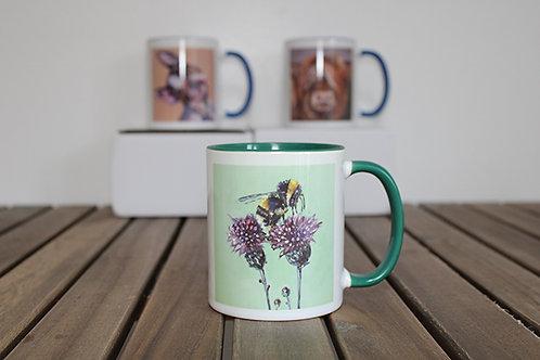 Bertie Bee Tea & Coffee Mug