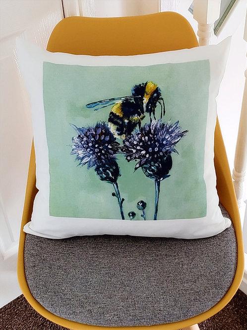Bertie Bee Cushion