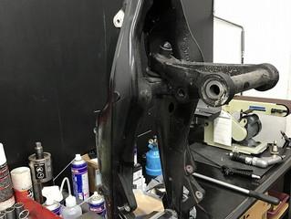 BMW整備 K1200Sデュオレバー