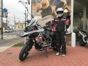 【納車便り】R1250GS-Adventure