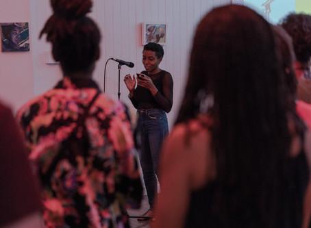 Artist Recap: Call + Response Journal Book Launch