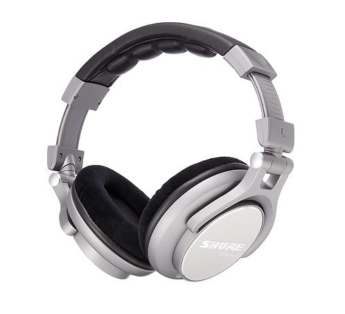 Audífono Shure SRH 940 (Referencia estudio)