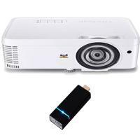 Proyector Viewsonic PS501X + Adaptador Inalambrico VC10