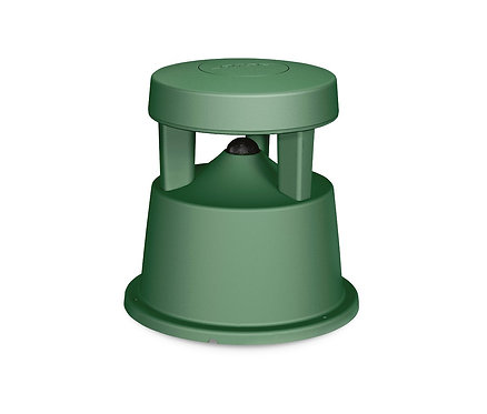 Parlante Exterior Freespace 360-P II, color verde