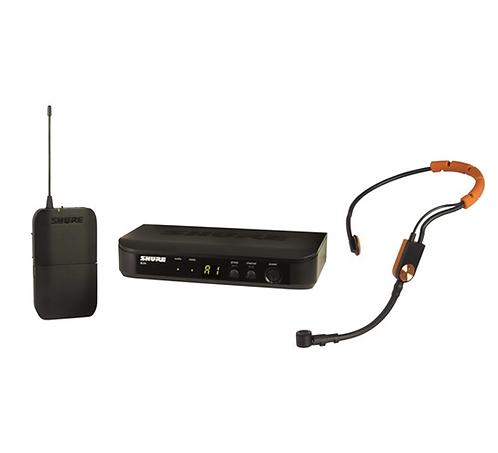 Micrófono Condensador con Diadema Shure BLX14/SM31/M15