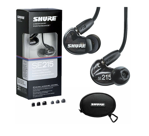 Audifono IN EAR Shure SE-215-CL