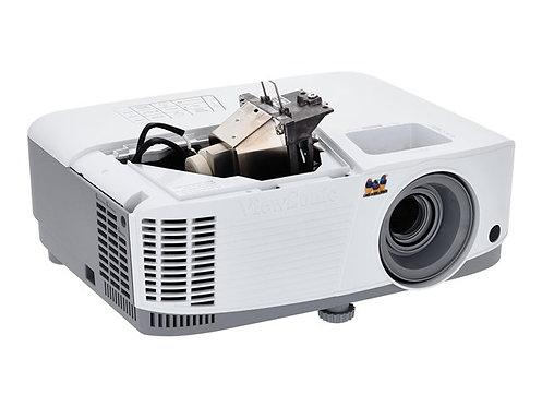 Proyector Viewsonic PA503W, WXGA 3600 Lumenes, HDMI, VGAx2, Parante USB Mini