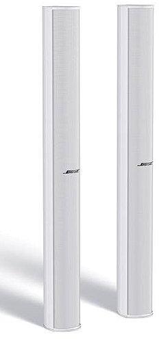 Parlante Panaray MA12, Line Array Modular, color blanco