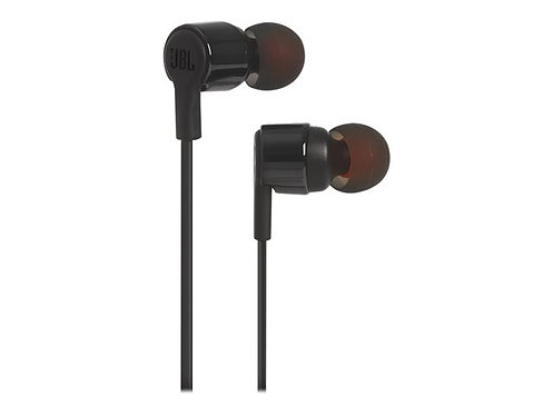 Audifono In Ear JBL Tune 210 Negro
