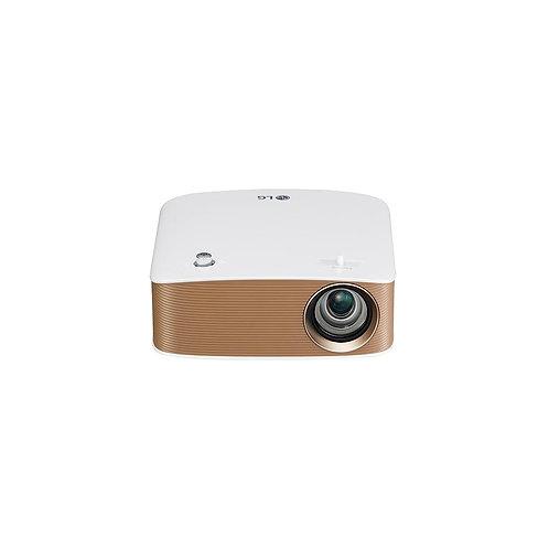 Proyector LG  LED Portable PG150G, 130 Lumenes, HD 720P.
