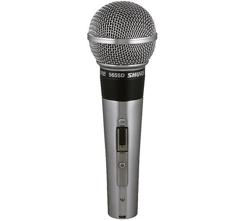 Micrófono  Shure 565SD-LC