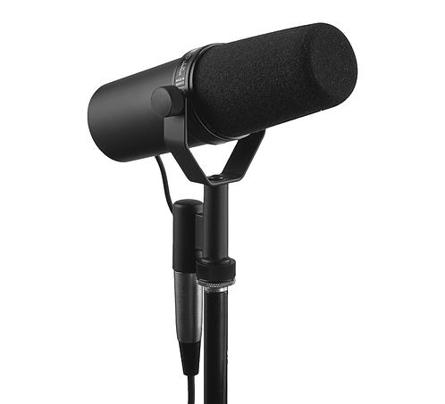 Micrófono  Shure SM7B