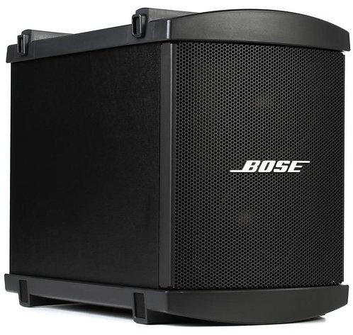 Modulo de Bajo Bose B1 con Conexión Speakon de 4 pines