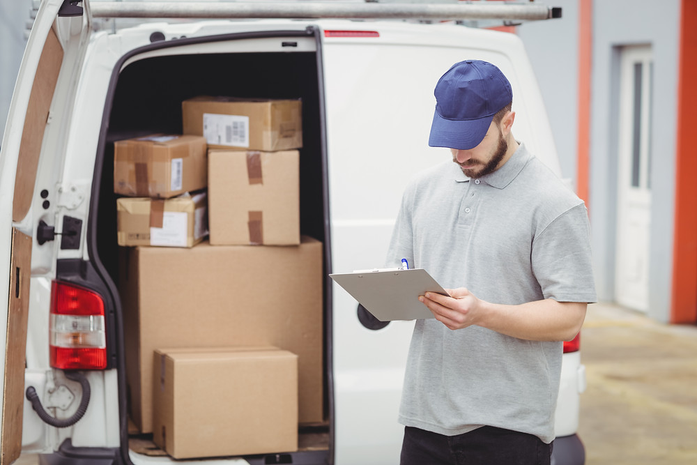 Delivery company facing excessive orders due to COVID-19