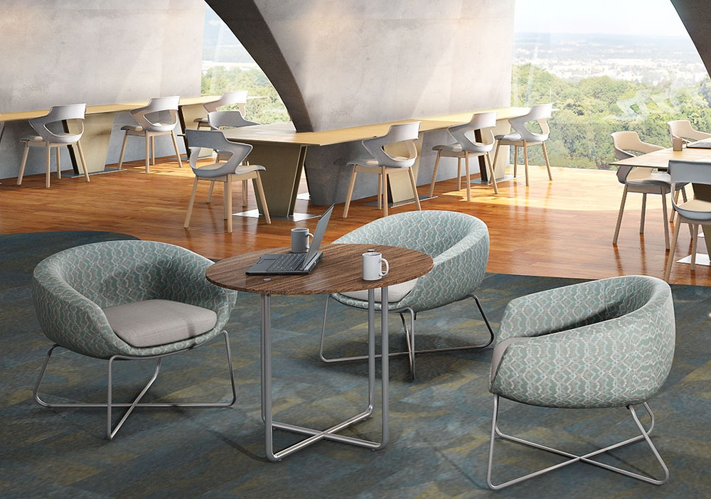 Pinkgemini Reps | Via Seating is on CET Designer