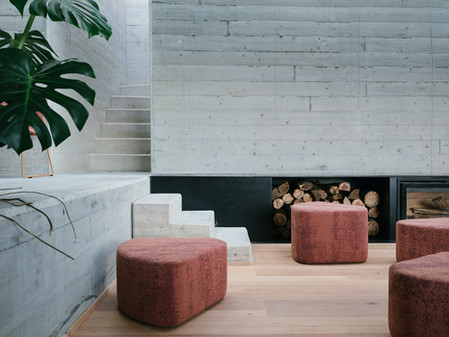 Aia Pouf by Hightower
