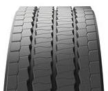 Bridgestone lança novo pneu e banda de rodagem para o segmento comercial urbano.