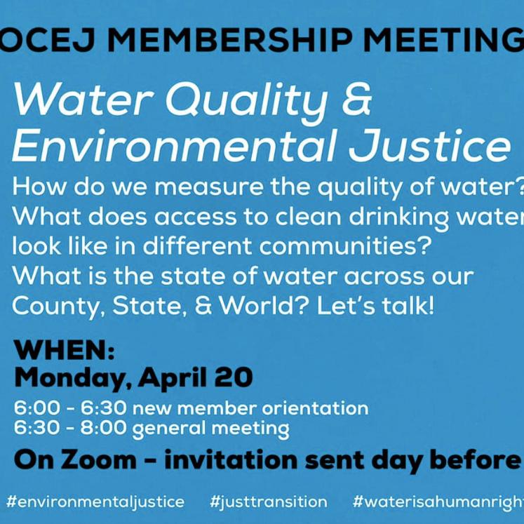 Membership Meeting 04/20/2020