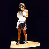 Marina Abib em LiterAto