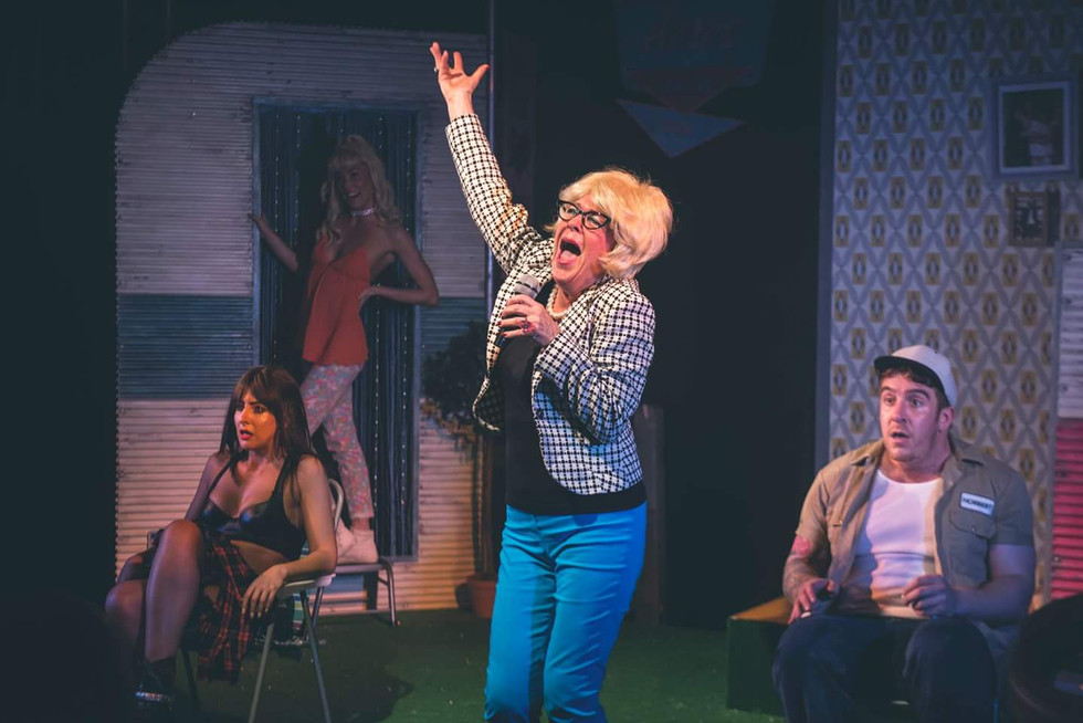 2016  The Great American Trailer Park Musical  Waterloo East