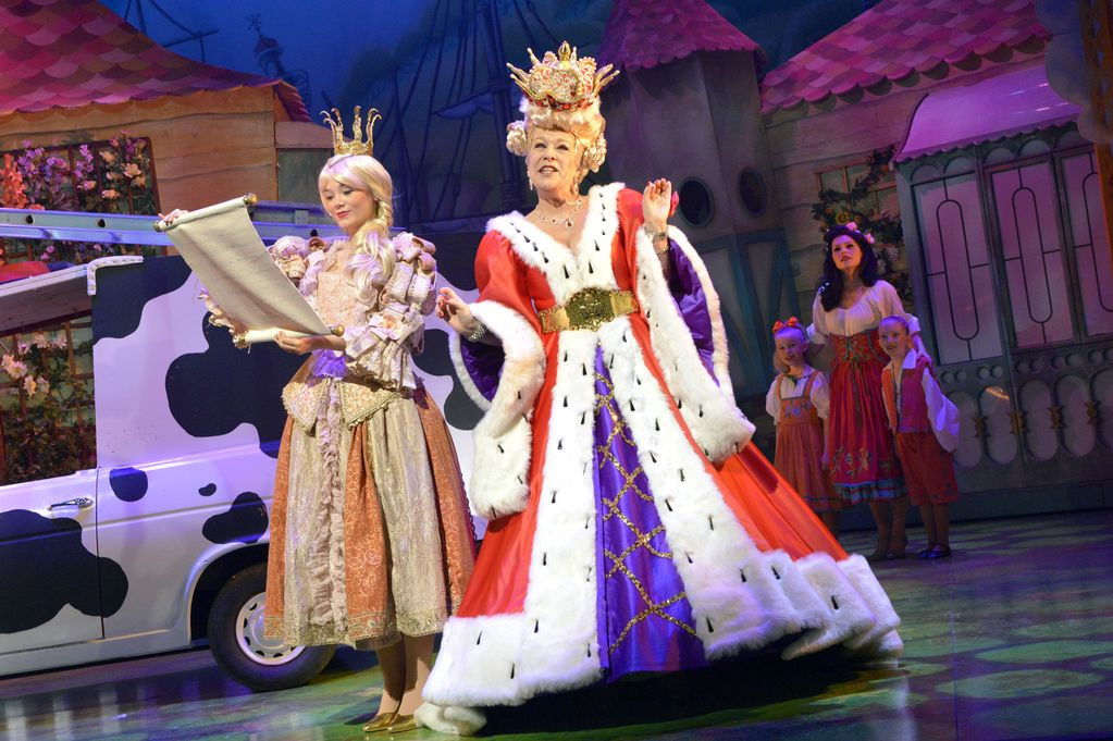2013  Jack and The Beanstalk Newcastle Theatre Royal