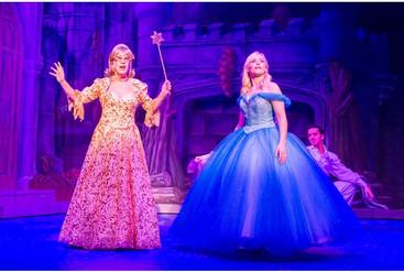 2015 Cinderella Cambridge Arts Theatre