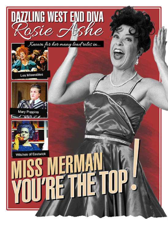 2015 Miss Merman You're The Top!