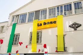 LA BASE à Paris