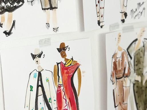 Fashion Illustration - A Visual Language of Fashion