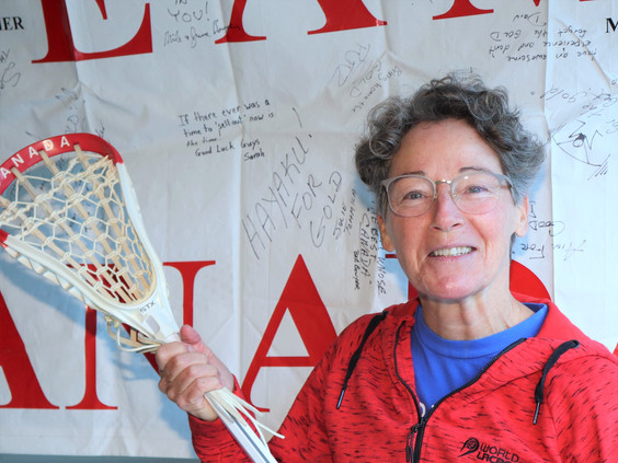 Michelle Bowyer's Legacy - Athlete and Coach - Class of 2020 Canadian Lacrosse Hall of Fame