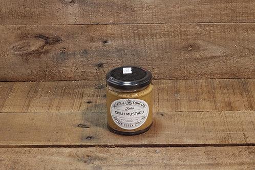 Wilkins & Sons Chilli Mustard  180g