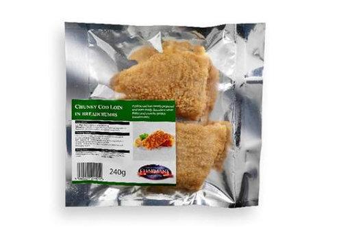 Chapman Cod Loin in Breadcrumbs
