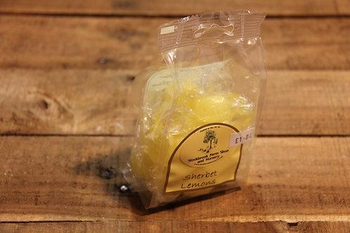 Stockbrook Farm Sherbert Lemons 16g