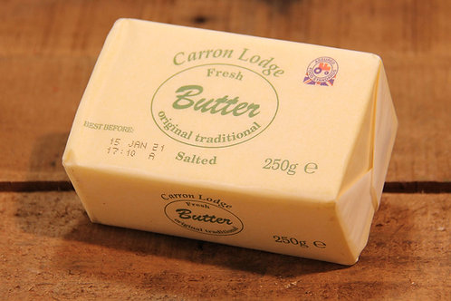 Carron Lodge Salted Butter