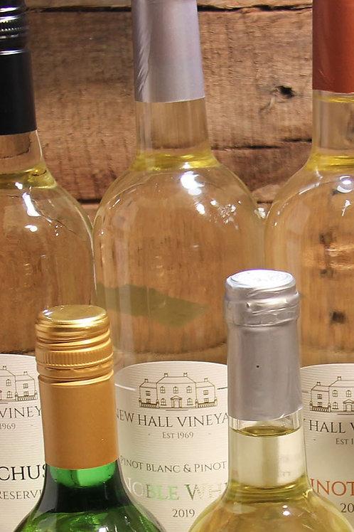 New Hall Vineyards Noble White 750ml