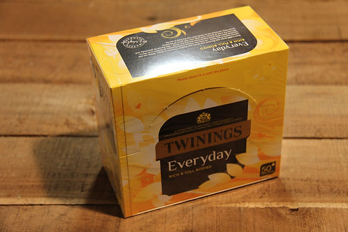 Twinings Everyday Tea Bags (50 bags)