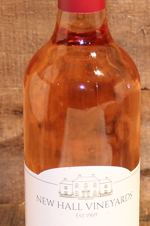 New Hall Vineyards English Rose 750ml